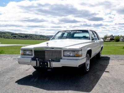 Cadillac 1991 Brougham