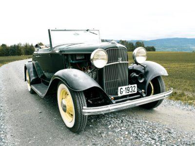 Ford B 1932 V8 Cabriolet